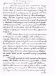 Letter from Geaorge Washington to the Emperor of Morocco (Facsimile)